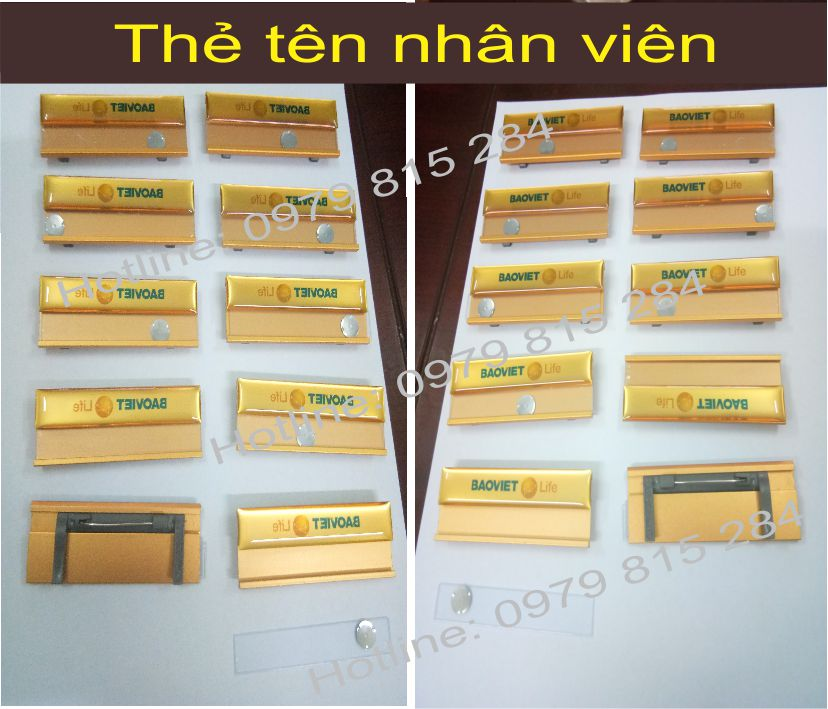 the ten nhan vien gia re
