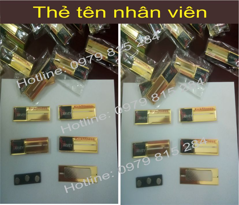 the ten nhan vien